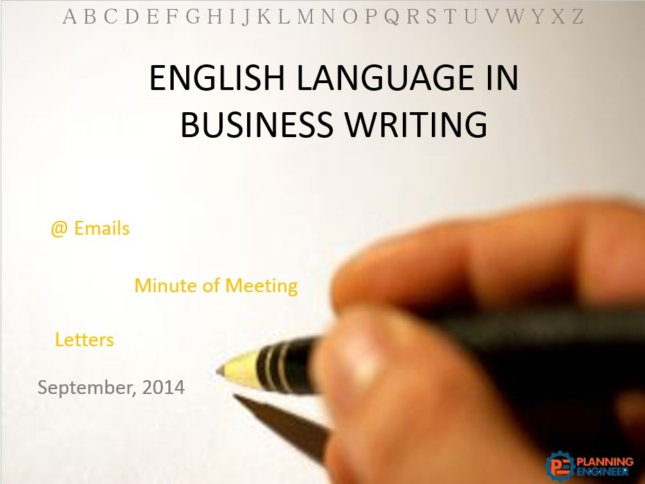 English-Language-in-Business-Writing