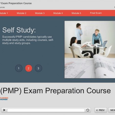 PMP® Online exam preparation course