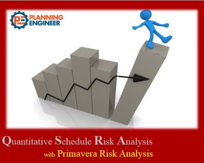 Quantitative Schedule Risk Analysis with Primavera Online Course