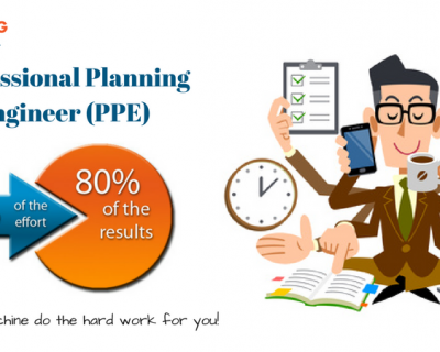 Professional Planning Engineer (PPE) – Online Workshop