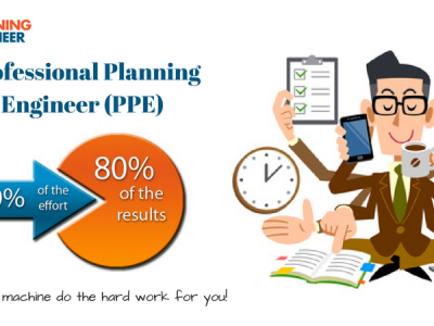 Professional Planning Engineer (PPE)
