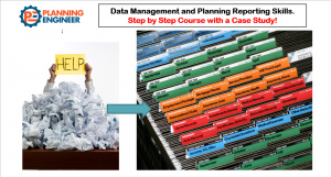 Data Management and Planning Reporting Skills
