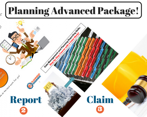 Advanced Planning 3 Courses Package